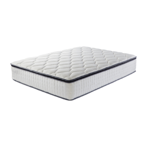 Economy Pillow Top Pocket Sprung Mattress