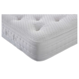 Economy memory foam pocket springs mattress